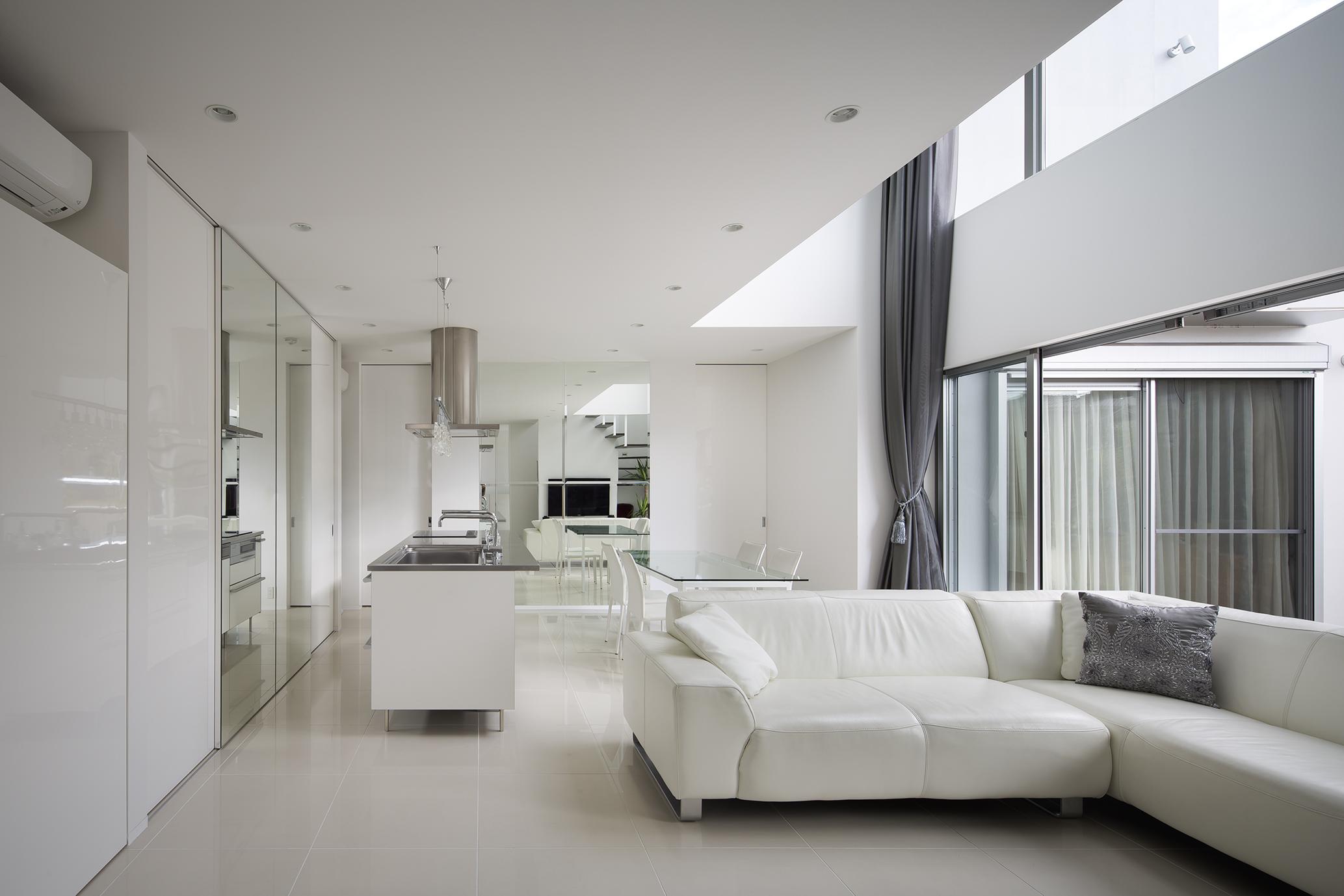 「白い空間」がもたらす4つのメリット。奥深い白の魅力