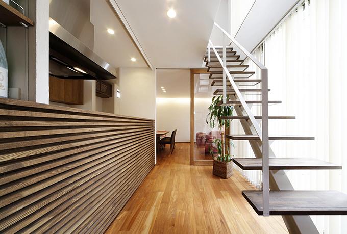 収納や憩いの場に!階段にこだわったワンランク上の住空間