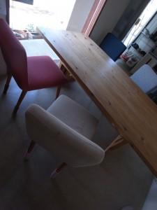 居心地の良いダイニングの作り方3どんな椅子がいい